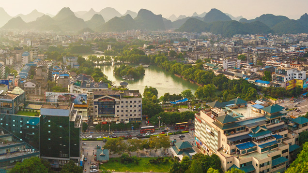 Learn Chinese In Guilin Study In China The Chinese Language Institute