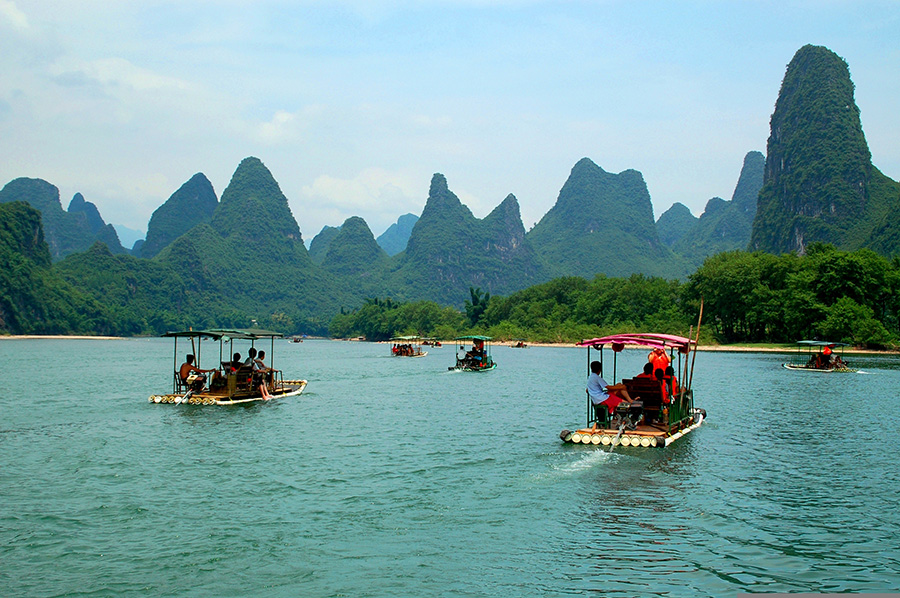 Learn Chinese in Guilin, China - The Chinese Language ...
